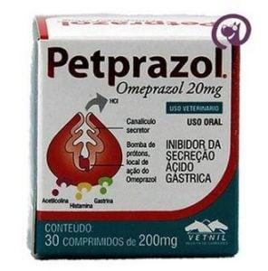Efectos secundarios del Petprazol