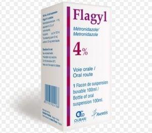 Dosis para suministrar metronidazol
